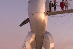 Burning Man 2009 - Evolution