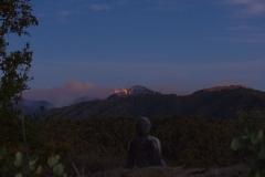 Big Sur burning (2008)