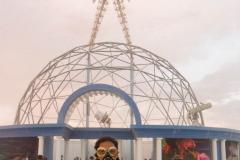 Burning Man 2004 - The Vault of Heaven