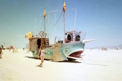 Burning Man 2002 - The Floating World