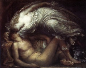 Endymion - George Frederick Watts (1872)