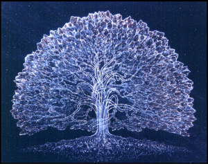 tree of life-light